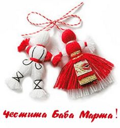 Baba Marta, the March 1 holiday. Children's craft and song. Holiday Crafts, Christmas Crafts, Christmas Ornaments, Xmas, Christmas Tree, Projects For Kids, Crafts For Kids, Baba Marta, International Craft