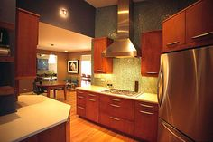Contemporary Kosher Kitchen Design In Skokie IL