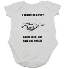 Ford mustang baby ZeckFord.com #ZeckFord
