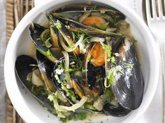 Herbed Mussels Recipe on Yummly. @yummly #recipe
