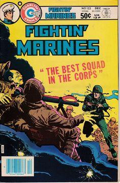 Fightin' Marines 153 1951 Series  December 1980