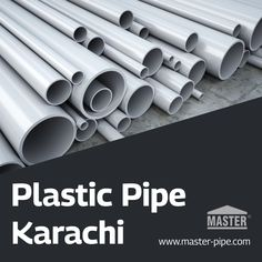Master Pipe is a leading manufacturers company for Plastic pipe in Pakistan. We provide the best and durable plastic pipe and much more fitting equipment for residential and commercial areas. Call us today at 92 343 865 0000 for getting best services.