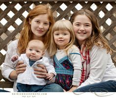 Could they be any sweeter? Shot by Erin Johnson Photography in Minneapolis
