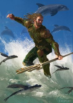 King of the 7 Seas (@JLThroneAquaman) | Twitter