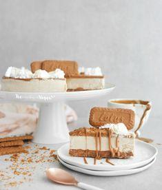 Vegan Lotus Biscoff cheesecake recipe | The Little Blog Of Vegan