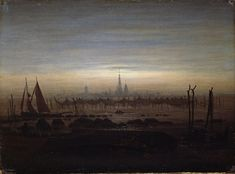 caspar david friedrich, artist - Bing Images
