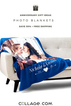 """""""Thank you for the wonderful blanket my wife loved it! The photo was taken on our wedding day."""""""