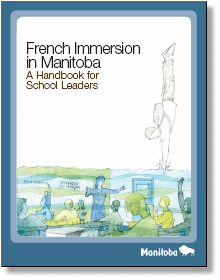 This document is a guide intended for school leaders in French immersion settings that may be shared and reproduced as deemed necessary. French Immersion, Education, School, Teaching, Training, Educational Illustrations, Learning, Studying