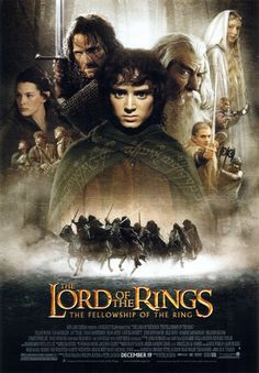 love this. PosterHunt.com - $19.99 - LORD OF THE RINGS 1: THE FELLOWSHIP OF THE RING #posters #dorm