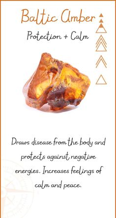 Baltic amber meaning