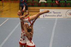 Spelthorne Gymnastics - Leotards by Monica Newell  Costume Creations  UK