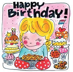 Gefeliciteerd met je verjaardag 3