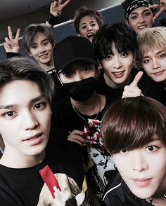 I promised I wouldn't fall for another boy group but omg these guys are so cute! I can't help it