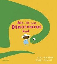 Een meisje droomt van een huisdier. Na lang nadenken weet ze wat voor dier: een dinosaurus. Ze bedenkt wat er allemaal zou gebeuren als ze een dinosaurus ...