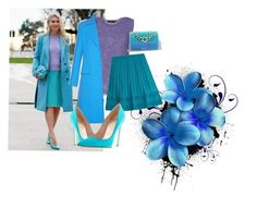 """""""Untitled 2"""" by twinpn on Polyvore featuring Les Copains, Miu Miu, M Missoni and Marni"""