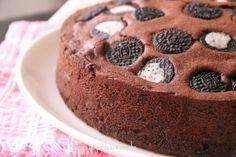 Chocolate Oreo Mocha Cake