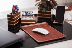 Full Office Package Wood paper clip holder for desk Wood pen Wood Pen Holder, Pen Holders, Office Package, Wood Desk, Paper Clip, Office Decor, Business Cards, Packaging, Handmade Gifts