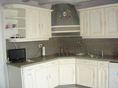 Les Cuisines de Claudine - Rénovation relookage relooking cuisine, meubles, peinture sur bois