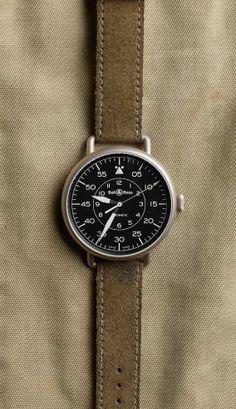 Bell & Ross WW1-92 Military Watch