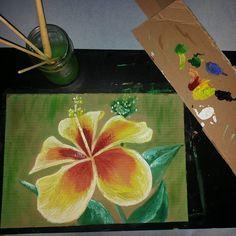 #flowers #nature #flora #happyness #painting #fascinating Flowers Nature, Flora, Happy, Painting, Instagram, Painting Art, Plants, Ser Feliz, Paintings
