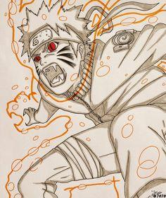 by JoJoAsakura on DeviantArt Naruto Sketch, Naruto Drawings, Anime Drawings Sketches, Anime Sketch, Naruto Sasuke Sakura, Naruto Shippuden Sasuke, Anime Naruto, Wallpaper Naruto Shippuden, Naruto Wallpaper