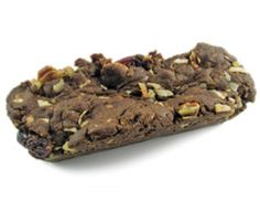 Chocolate Energy Bar from Better Baked. Makes an excellent snack for the day-runner, hardcore hiker or bicyclist, and its packed with enough goodies ot keep even the most active body pumping after a workout. Contains 200mg THC.