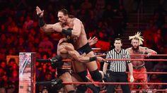 The New Day, Enzo Amore & Big Cass vs. Braun Strowman, Rusev, Jinder Mahal & Titus O'Neil: photos
