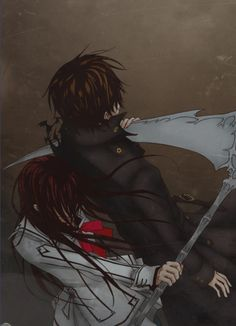 Kaname and yuki. He will protect her no matter what.