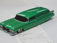 59 Cadillac  Custom