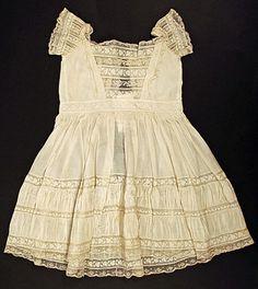 Circa 1873 child's dress