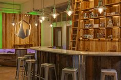 Take an exclusive look into some of the most beautiful dispensary designs across the United States.