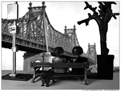 Playmo Woody Allen Manhattan