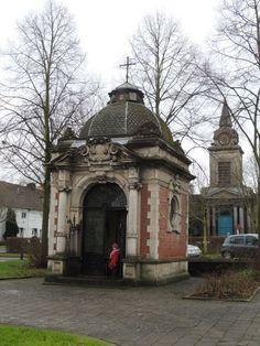 Visite d'Alost : l'ancien béguinage