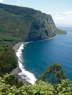 Waipi'o Valley - Big Island - Hawaii