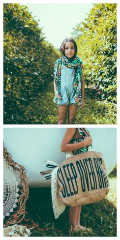 More jungle.... Popular.... Children of the Tribe SS15 collection: Going places