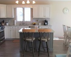 raised ranch kitchen layout | 22,989 70's ranch kitchen design