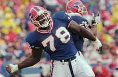Bruce Smith. The guy that made every team fear the Bills defense.