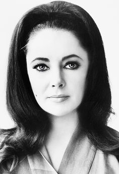 Elizabeth Taylor, 1967 1 of the world's Great beauties.