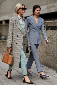 Another sartorial ode to Burberry.