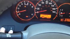 Reset Oil Maintenance Light - 2009 to 2010 Nissan Altima