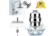 Top 10 Best Shower Head Filters For Shower Heads Reviews In 2020