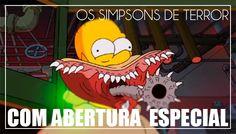 Os Simpsons: especial de terror tem abertura de Guilherme del Toro