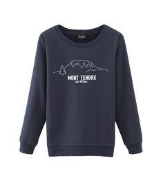 Sweat-shirt Mont Tendre - A.P.C. FEMME