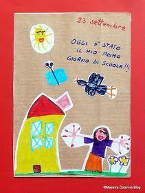Maestra Caterina: Diario di un anno di scuola (2^ Post) - Verso il concetto di tempo