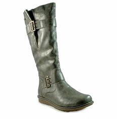 R1073 Knee High Boot