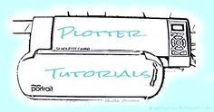 Sewing Tini: Tinis Plotter Tutorials - Folge 11 - Strassvorlagen zweckentfremdet
