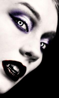 #Vampire inspiration for #Halloween.