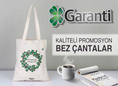 Garanti'nin tercihi de İşte Çanta! Promosyon çantalar en uygun fiyatlarla İşte Çanta'da. destek@istecanta.com adresinden ve 0212 643 2100 numaralı telefondan bizimle iletişime geçebilirsiniz. #bezcanta #promosyon #emprimebaski #totebag