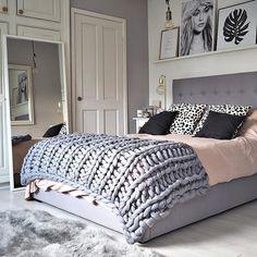 Chambre cocooning douillet confort