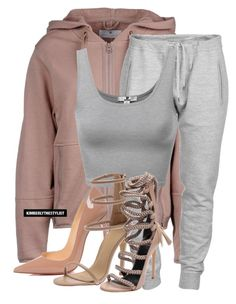 """""""Untitled #2469"""" by whokd ❤ liked on Polyvore featuring adidas, Dsquared2, Christian Louboutin, Monika Chiang, women's clothing, women's fashion, women, female, woman and misses"""